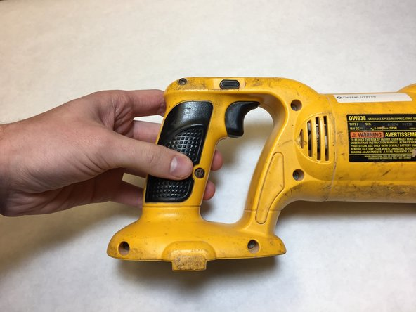 DeWalt DW938 Clam Shell Replacement