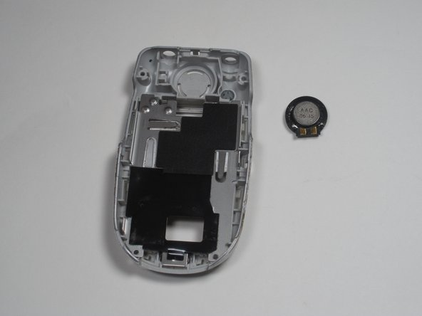Motorola V557 External Speaker Replacement