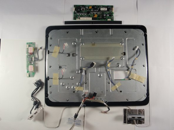 You have now successfully taken apart a Apple Studio Display M2454.