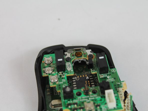 Logitech G700s Top Button PCB Assembly Replacement