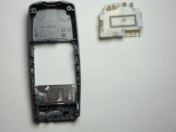 Remplacement de l'unité de puissance du Nokia 2128i