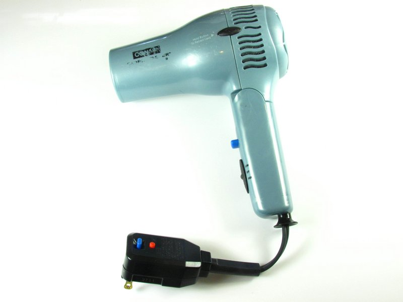 conair cord keeper 169xr repair ifixit how to fix hair dryers blow dryers