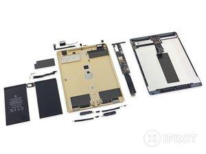 """Vue éclatée de l'iPad Pro 12.9"""""""