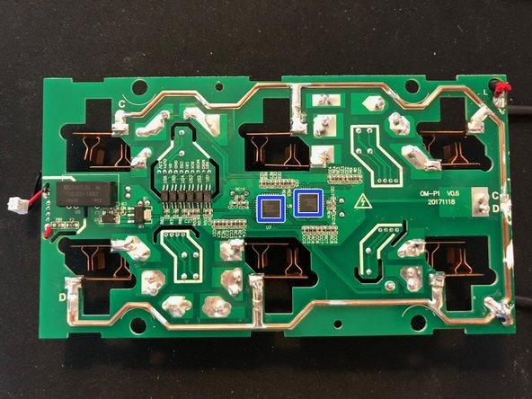 Renergy RN7302 3-Phase power metering IC