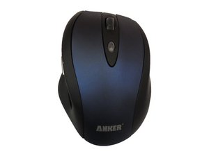 Troubleshooting Anker 2.4G Wireless Mouse
