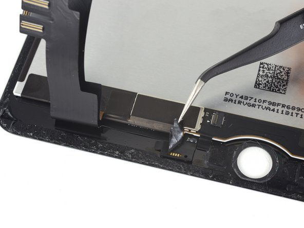 Examine your replacement part, and your original display carefully to be sure they match.