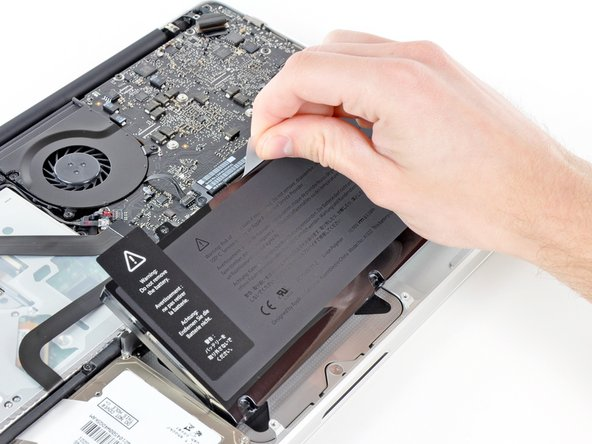 "Remplacement de la batterie du MacBook Pro 13"" Unibody mi-2012"