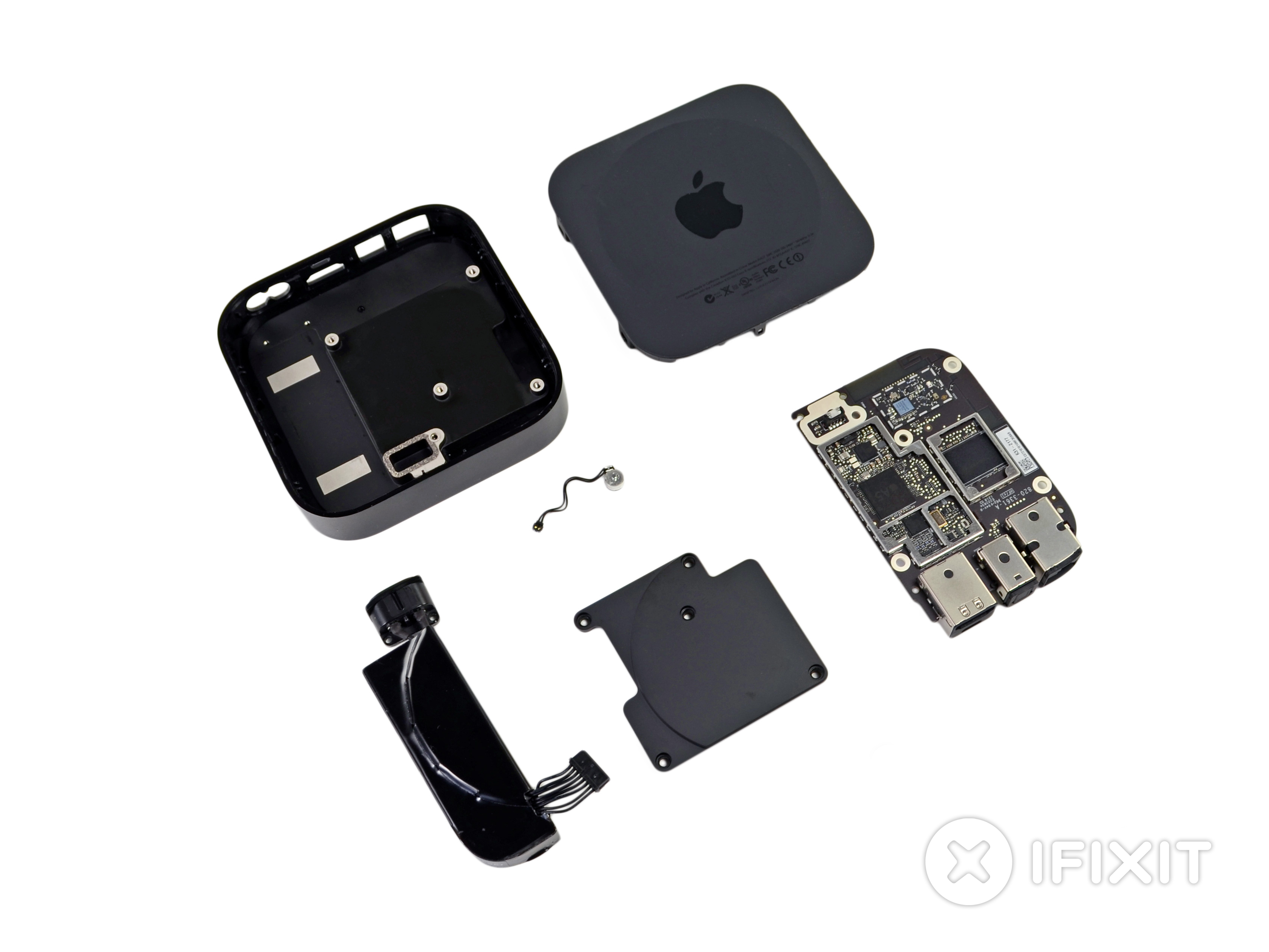 apple tv 3rd generation teardown ifixit rh ifixit com Apple TV Manual PDF Apple TV Manual PDF