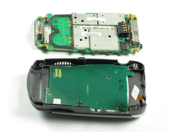 Motorola V60s Logic Board Replacement
