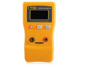 M6013 Capacitor Meter Repair