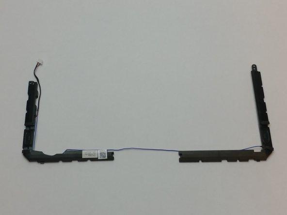 Dell Latitude 10-ST2e Speaker Replacement