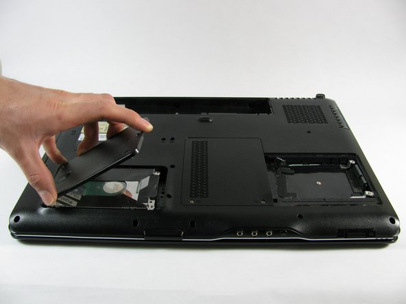 how to clear a hard drive not in laptop