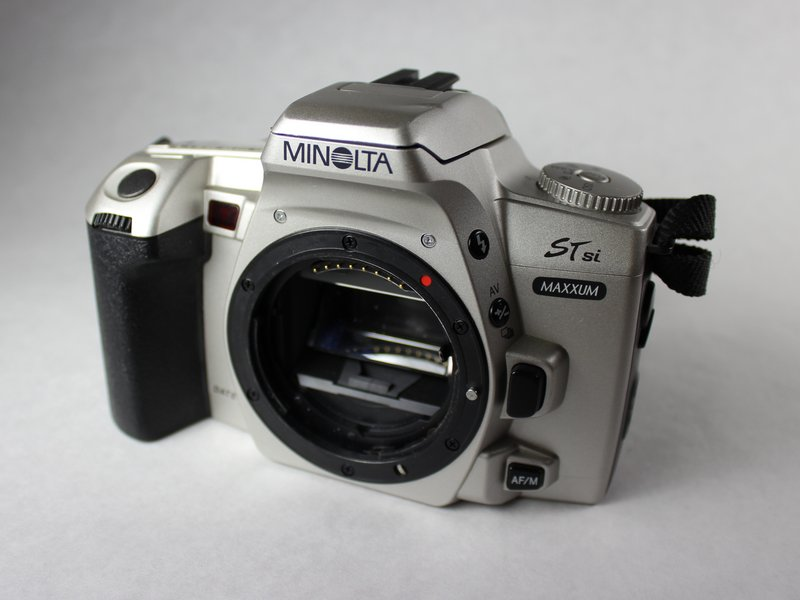 minolta maxxum stsi repair ifixit rh ifixit com Minolta XTsi Instruction Manual Minolta Maxxum QTsi