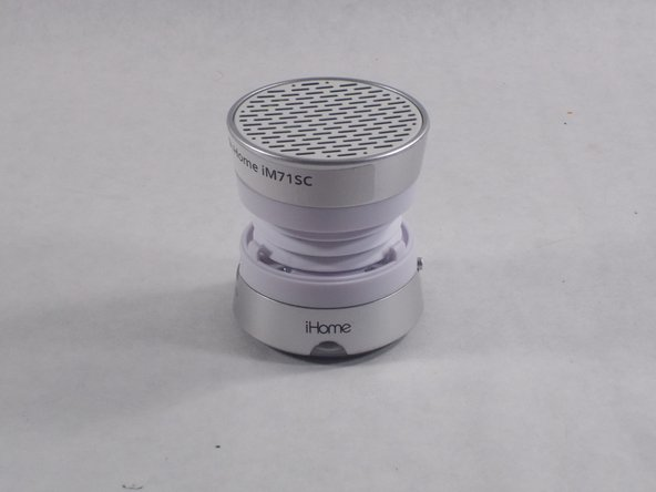 iHome iM71SC Base LED Replacement