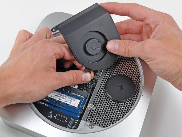 Mac Mini Mid 2010 Lüfter austauschen