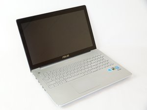 ASUS N550JK-DS71T Repair