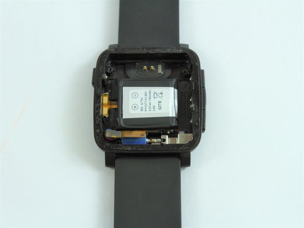 Pebble Time Battery Replacement