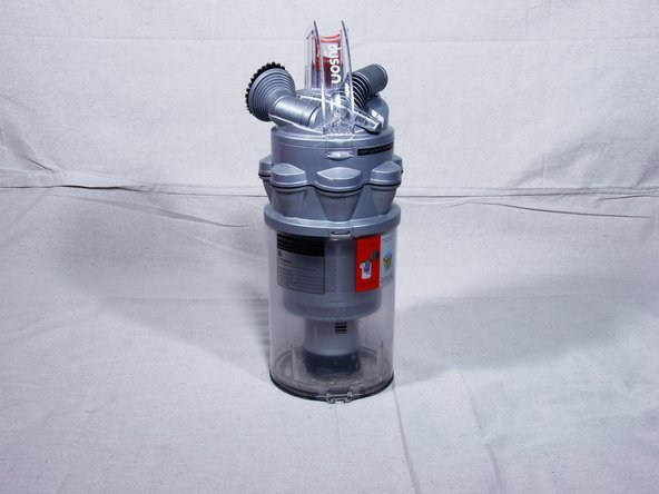 The filter is located in the canister of your vacuum.