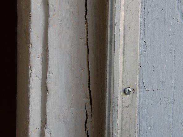 How To Fast Fix Cracked Door Jamb Ifixit Repair Guide