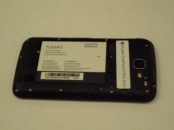 Alcatel OneTouch Pop Icon Screen Replacement - iFixit Repair