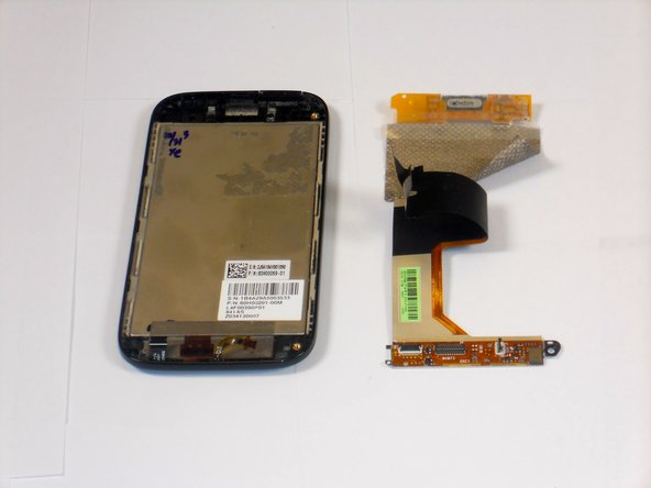 HTC Touch Pro 2 Display Screen Replacement