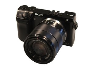Sony NEX-7 Troubleshooting