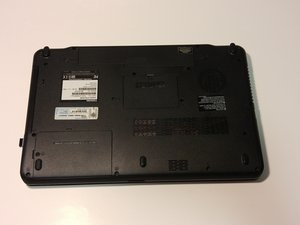 Toshiba Satellite P755 S5390 Touchpad Repair