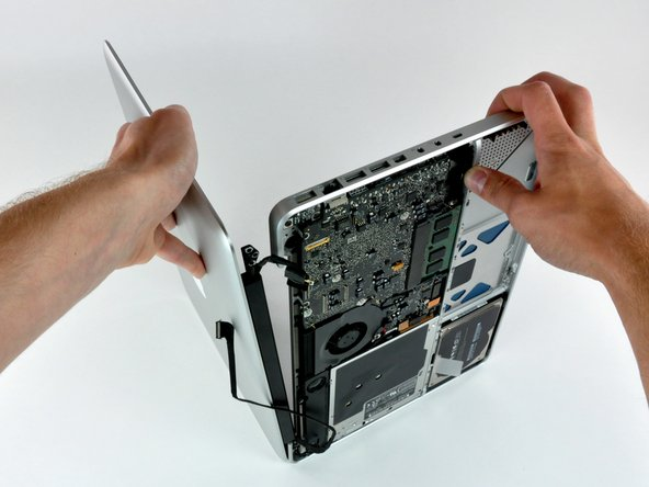 MacBook Unibody Model A1278 Display Assembly Replacement