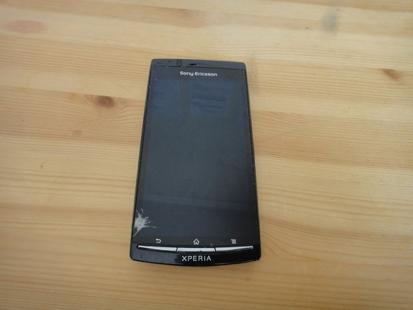 Sony Ericsson Xperia Arc/Arc S Battery Door Replacement