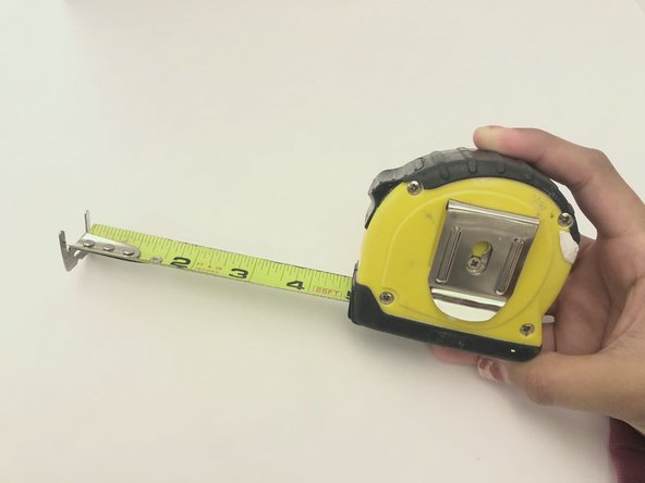 How to Fix an Unwinding Tape Measure