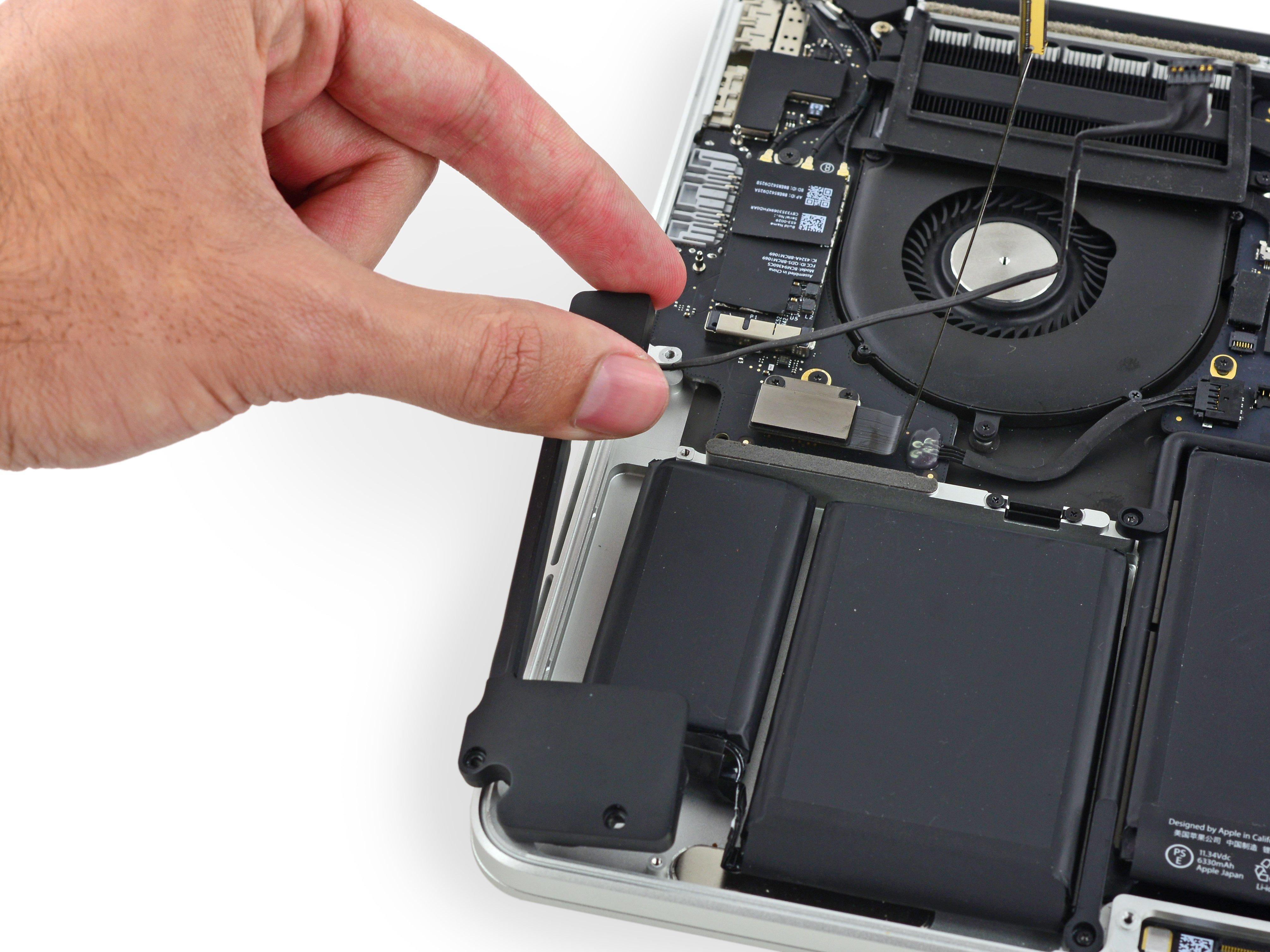 Altavoz Interno Izquierdo Derecho para Macbook Pro 15