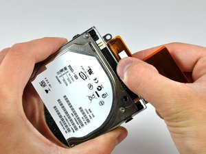 "PowerBook G4 Aluminum 17"" 1.67 GHz (High-Res) Hard Drive Replacement"