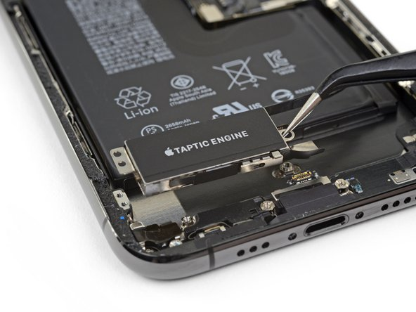 Remplacement du Taptic Engine de l'iPhone XS