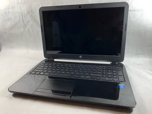 HP 15-R011DX Repair