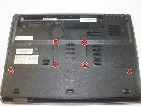 HP Pavilion dv7-1448dx RAM Replacement