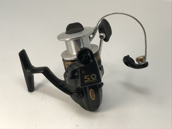 How to Replace the Bail Spring in a Spinning Reel - iFixit