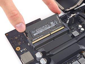 iMac Intel 21.5インチ Retina 4K Display 2019 RAMの交換