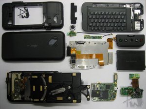 T-Mobile G1 Teardown