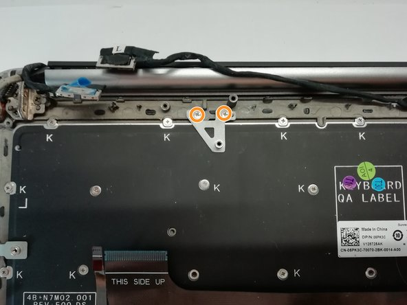 Remplacement du clavier sur un Dell XPS 12 9Q23 Tutoriel