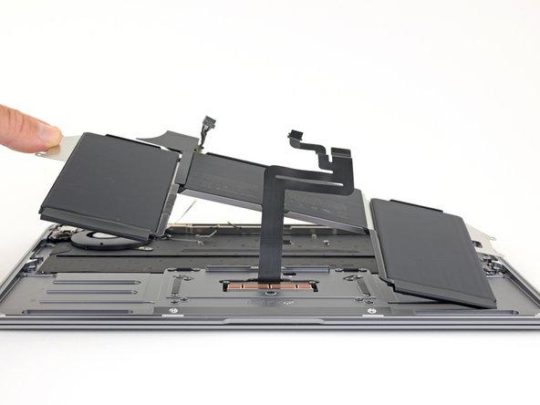 """MacBook Air 13"""" Retina Display Late 2018 Battery Replacement"""