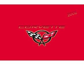 2002 Chevrolet Corvette Owner's Manual