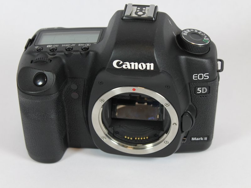 eos 5d mark ii manual