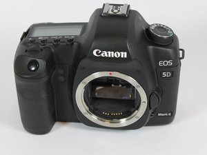 Canon EOS 5D Mark II Repair