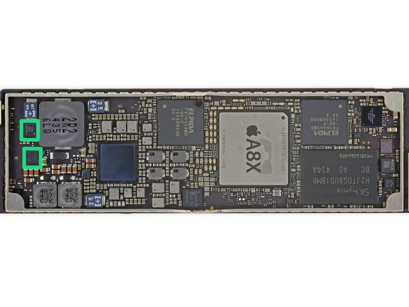 Image 2/3: Контроллер дигитайзера Broadcom [https://chipworks.secure.force.com/catalog/ProductDetails?sku=BRO-BCM5976A0KUB2G|BCM5976].