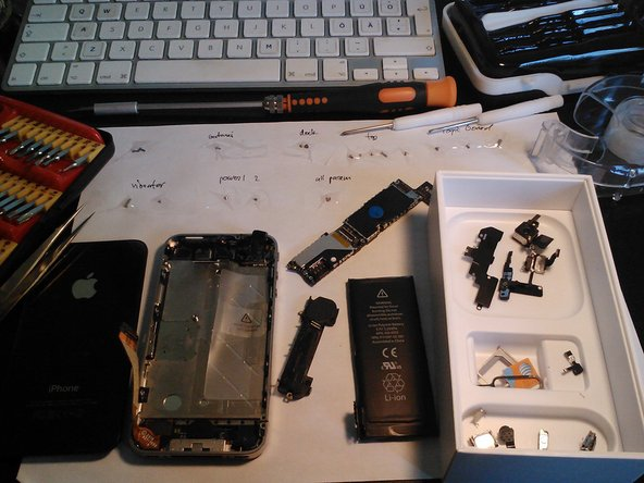 iphone 4 power button stuck iphone 4s stuck power button and broken home button ifixit 9773