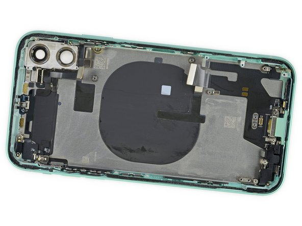 iPhone 11 Rear Case Replacement