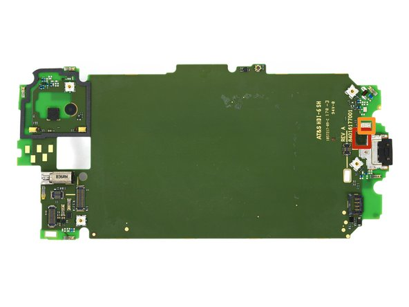 Image 1/3: Wolfson Microelectronics [link|http://www.wolfsonmicro.com/documents/uploads/data_sheets/en/WM7121_1.pdf|WM7121|new_window=true] Top Port Analogue Silicon Microphone