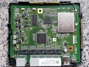 NEC WR8370N Wireless Router Teardown
