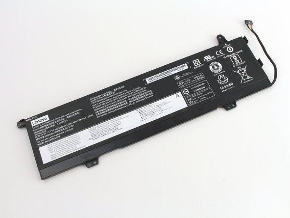 Lenovo YOGA 730-15IKB Battery Replacement