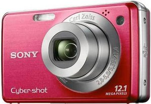 Sony Cyber-shot DSC-W230 Troubleshooting